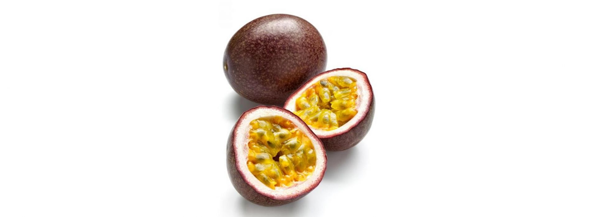 Passion Fruit Yellow & Purple