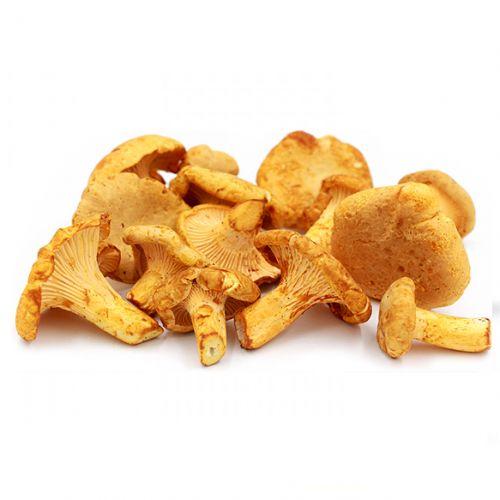 Mushroom Chanterelle Black, Girolle, Jaune